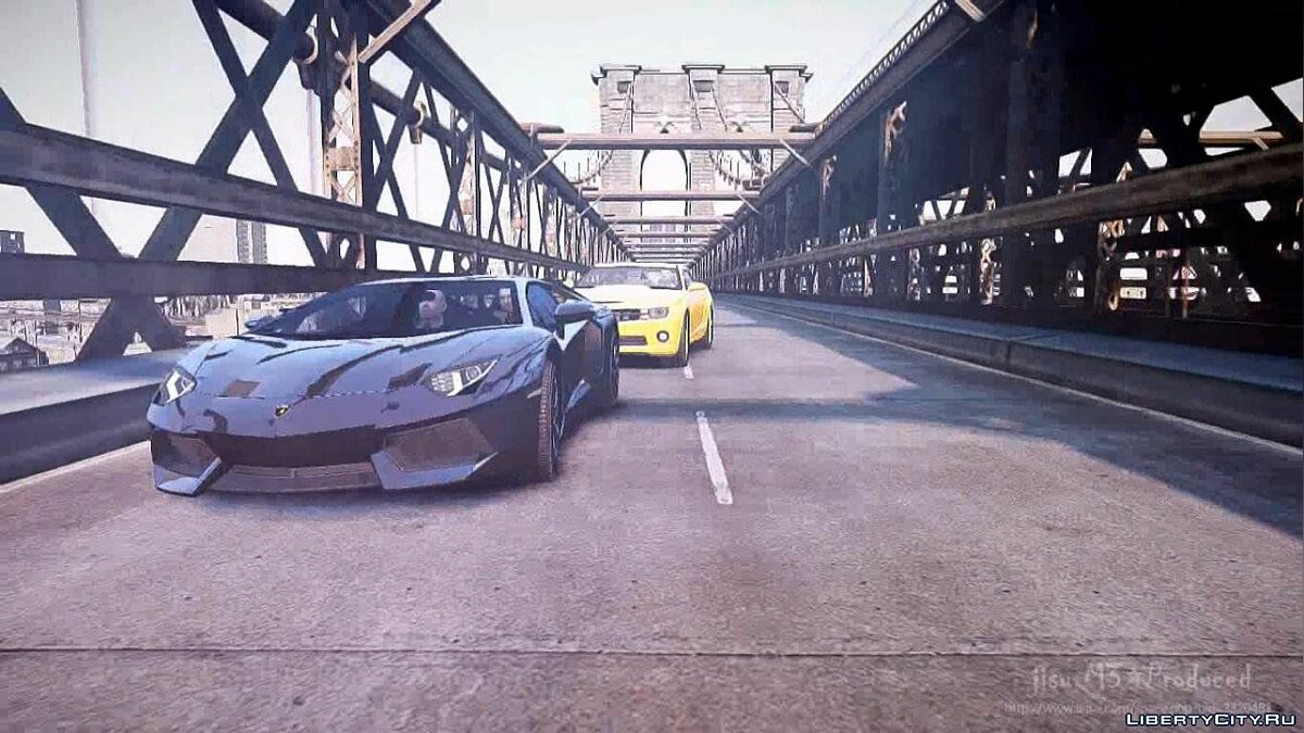 Top-speed Car Pack 2012 Beta для GTA 4
