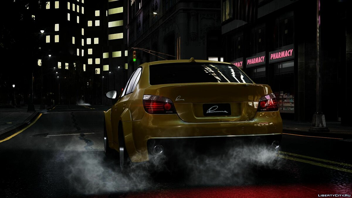 HQ Car-Pack 2012 для GTA 4 - скриншот #2