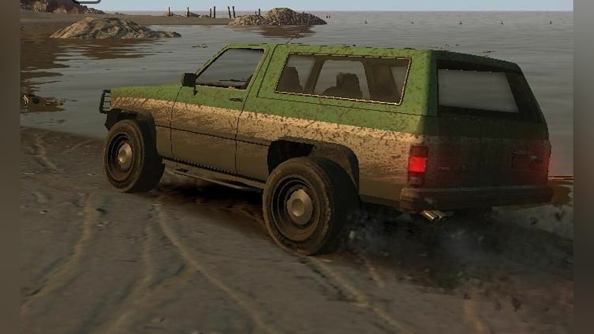 Off-Road Dirt Texture для GTA 4 - Картинка #1