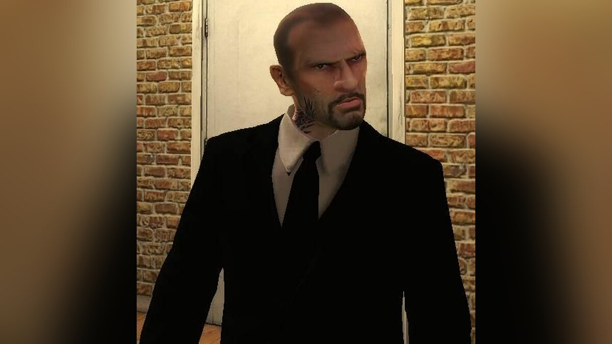 New face Niko для GTA 4