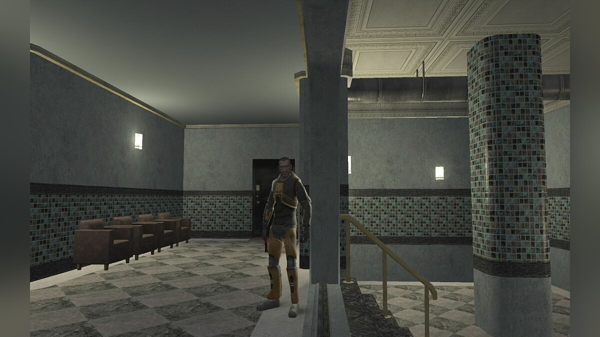 Gordan Freeman HalfLife 2 для GTA 4
