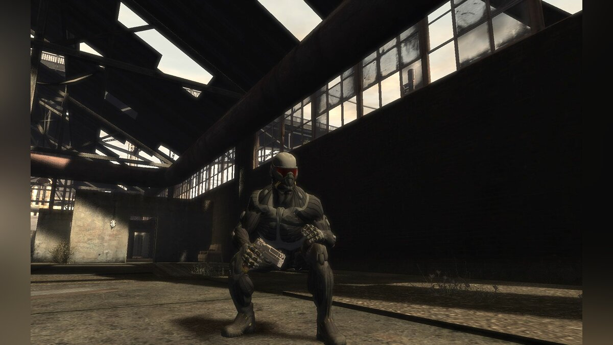 Crysis 2 NanoSuit 4.0 update для GTA 4