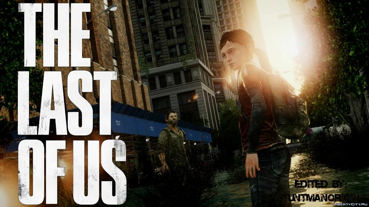 The Last of Us Pack GTA IV 1.0 для GTA 4