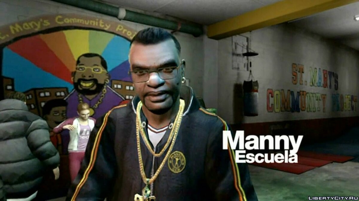 Видео Manny Escuela для GTA 4