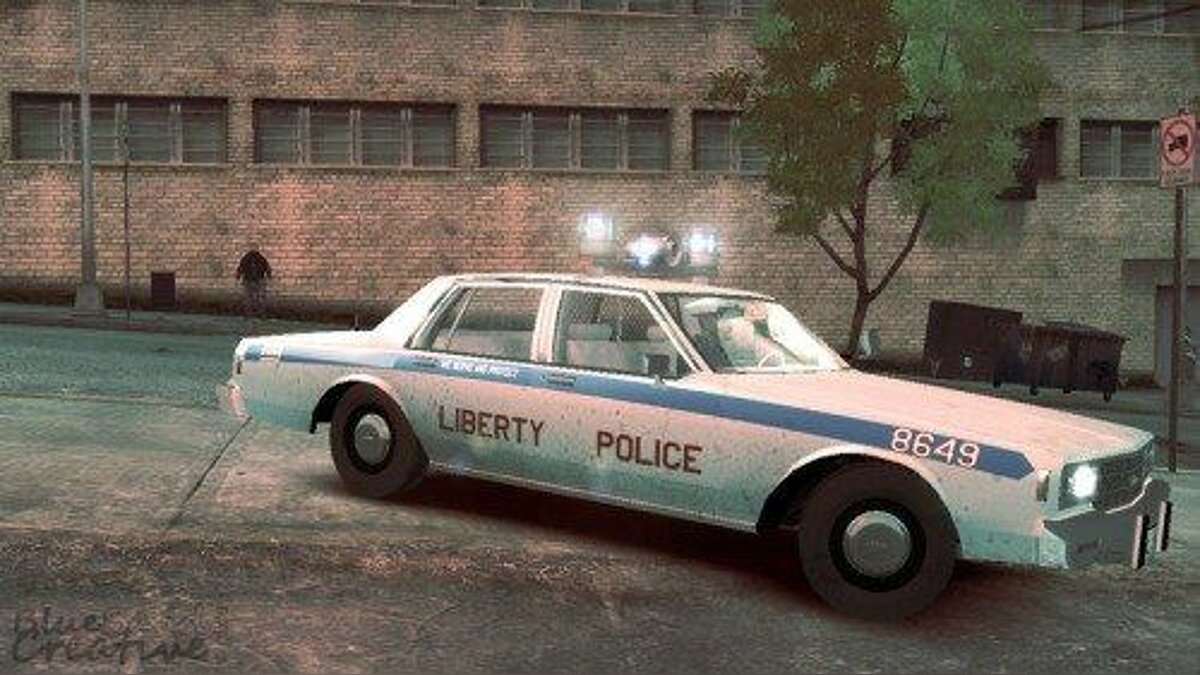 Chevrolet Impala Chicago Police для GTA 4