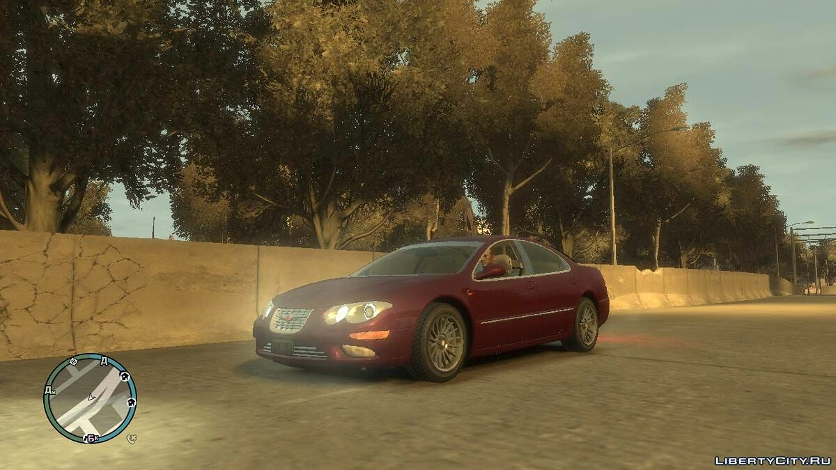 ��ашина Chrysler 1999 Chrysler 300 M для GTA 4