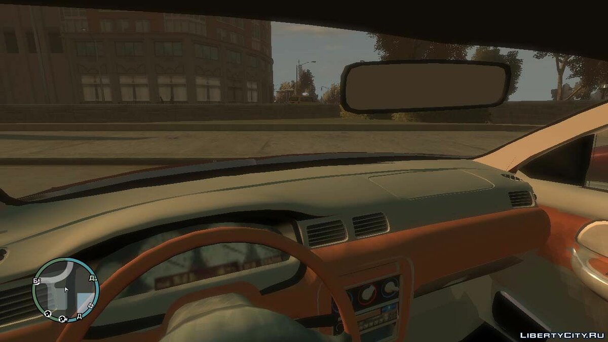 Машина Chrysler 1999 Chrysler 300 M для GTA 4
