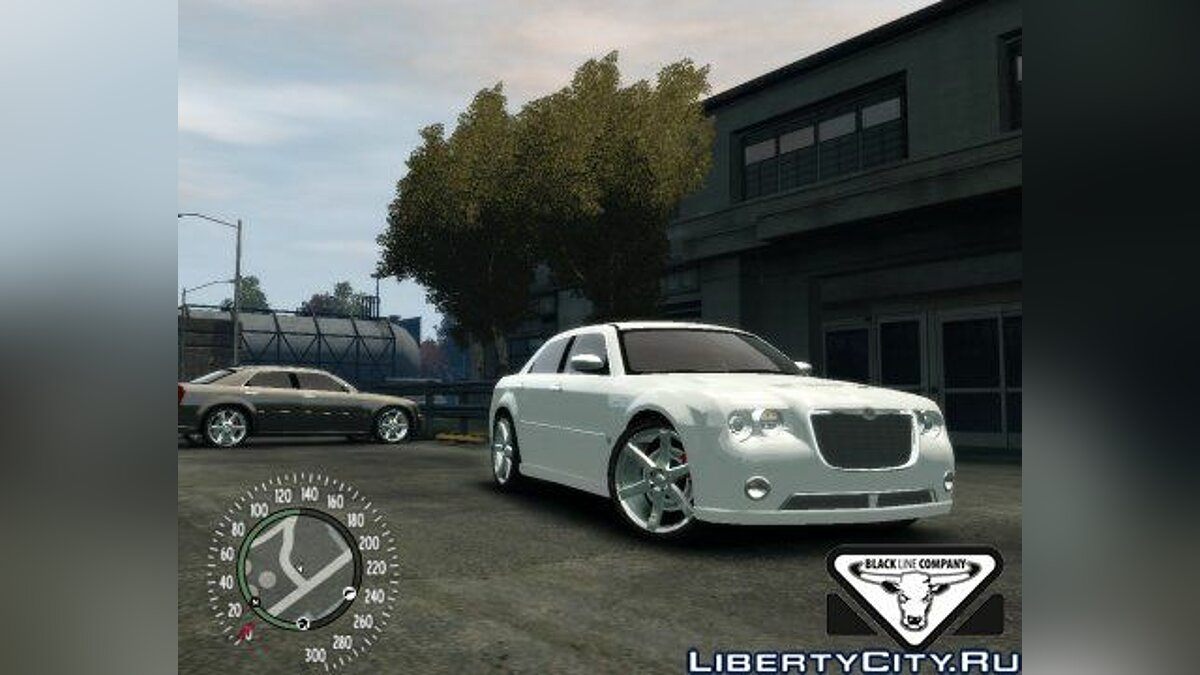 ��ашина Chrysler Chrysler 300c SRT8 v.Final для GTA 4