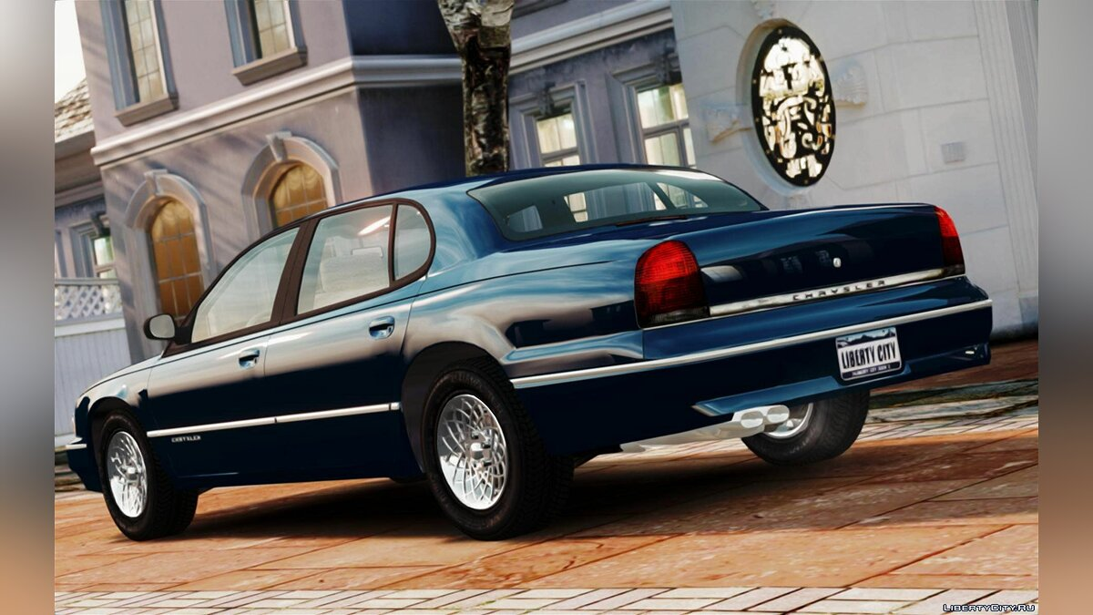 ��ашина Chrysler Chrysler New Yorker LHS для GTA 4