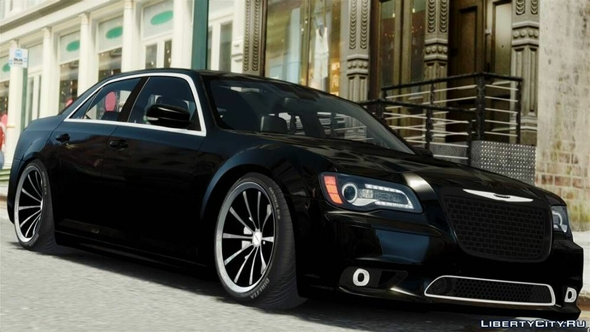 ��ашина Chrysler Chrysler 300 SRT8 [LX] 2012 для GTA 4