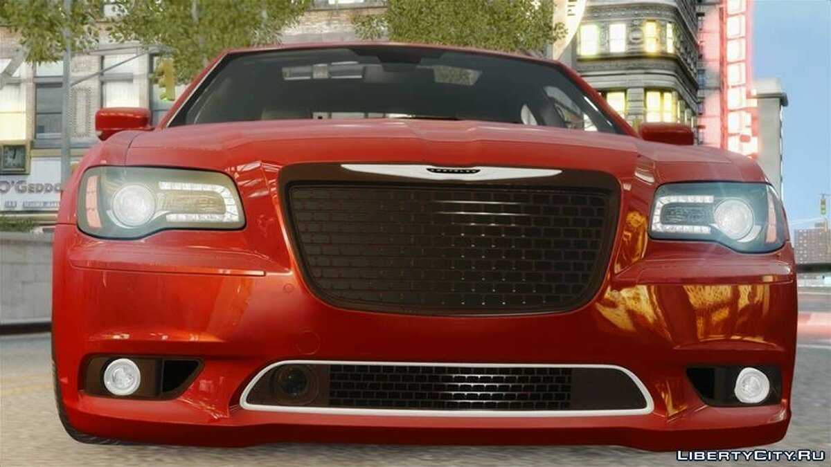 Машина Chrysler Chrysler 300 SRT8 [LX] 2012 для GTA 4