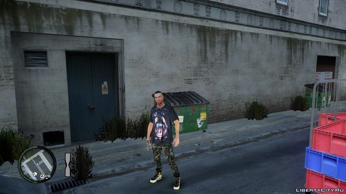 ��дежда Fashion for Luis v1 для GTA 4