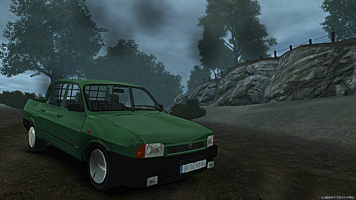 Машина Dacia Dacia 1307 Pick-Up Drop Side для GTA 4