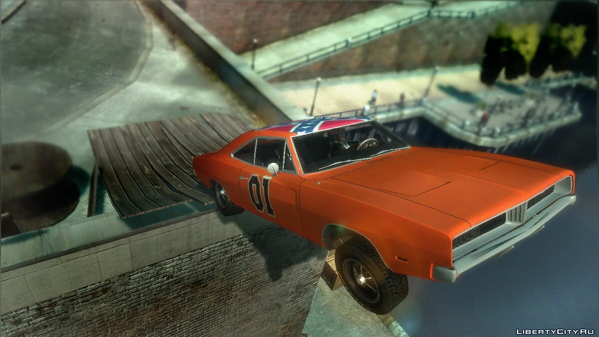 "1969 Dodge Charger ""General Lee"" для GTA 4"