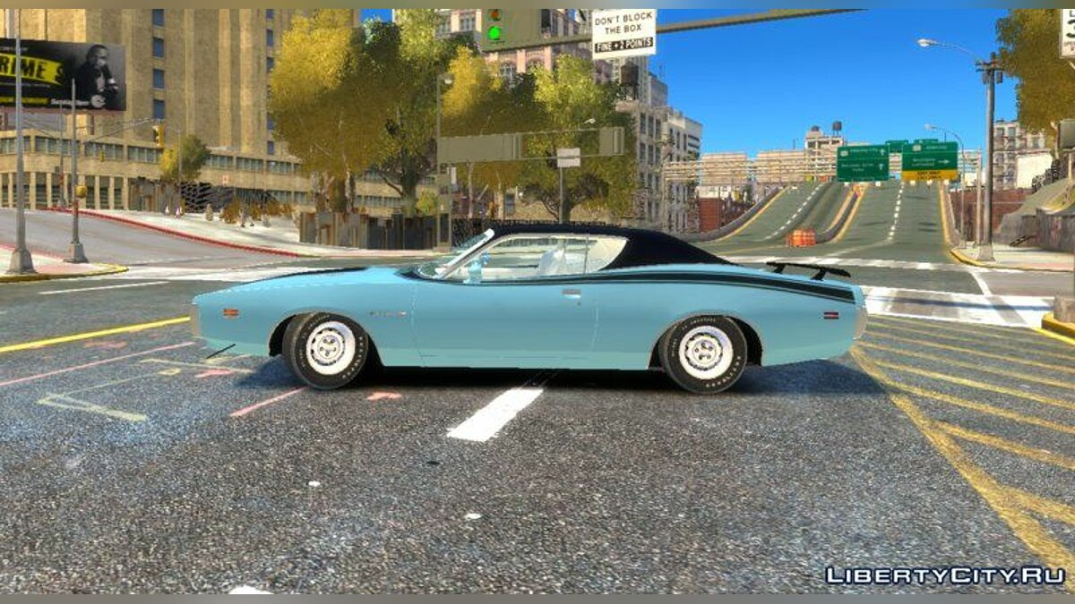 Машина Dodge Dodge Charger 1971 Super Bee для GTA 4