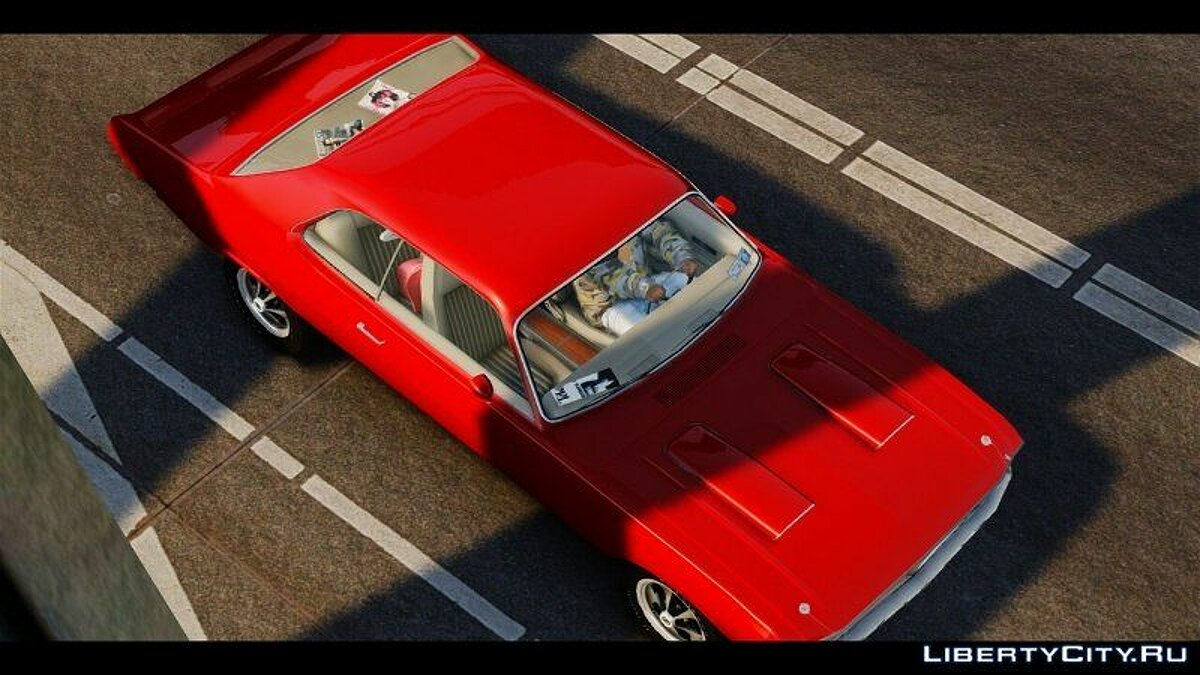 1971 Dodge Demon v1.0 для GTA 4