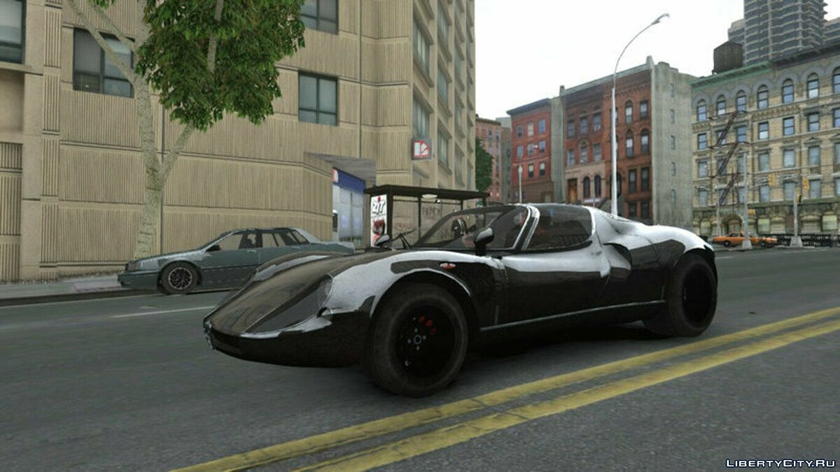 ENB мод NLG ENB Remastered (1.0.7.0/EFLC) для GTA 4