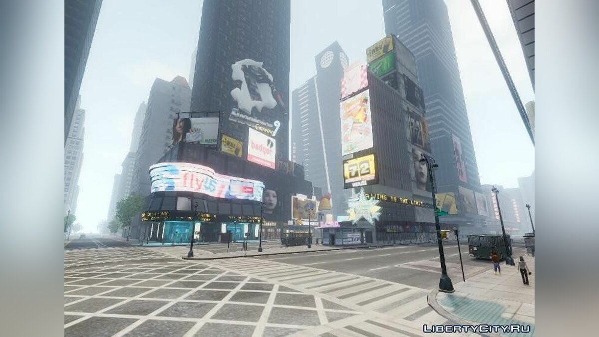 Arun's -ENB for low end PC v2.0 для GTA 4