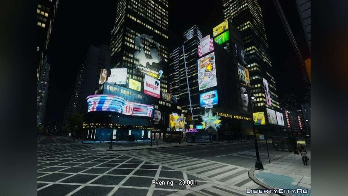 Arun's -ENB for low end PC v2.0 для GTA 4 - скриншот #3