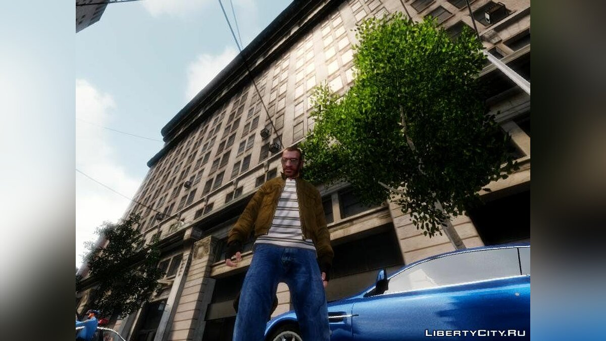 Arun's -ENB for low end PC для GTA 4 - скриншот #3