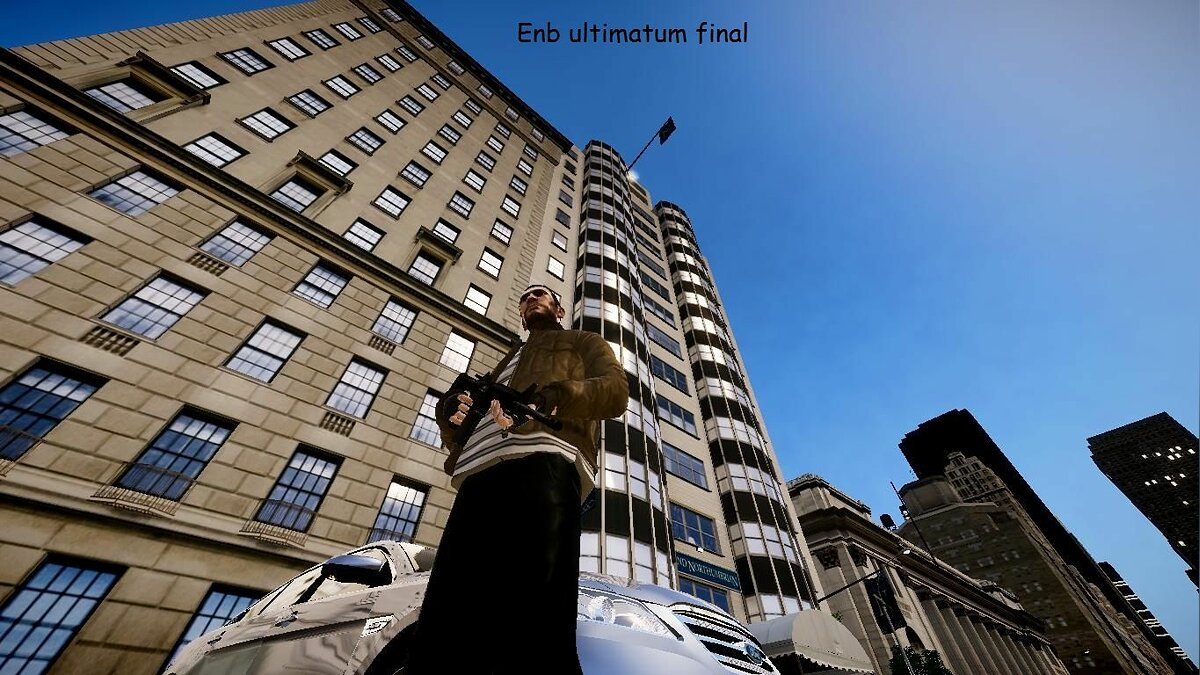 Enb ultimatum Final для GTA 4