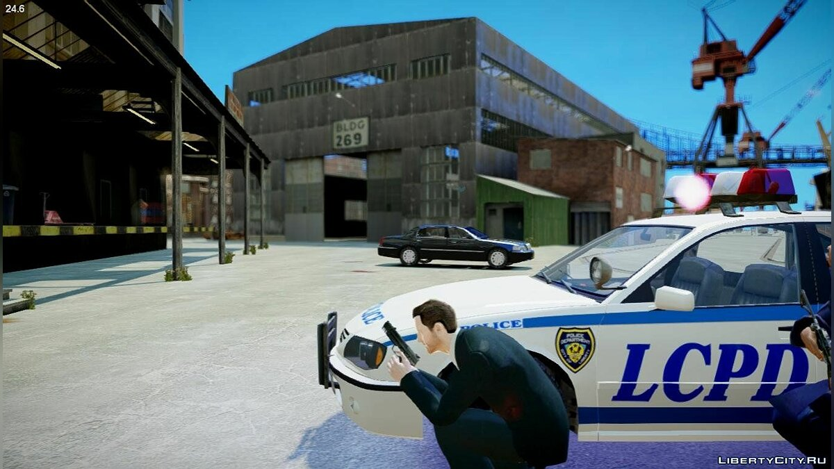 iCEnhancer 2.0 Low Pc [Beta-Version] для GTA 4