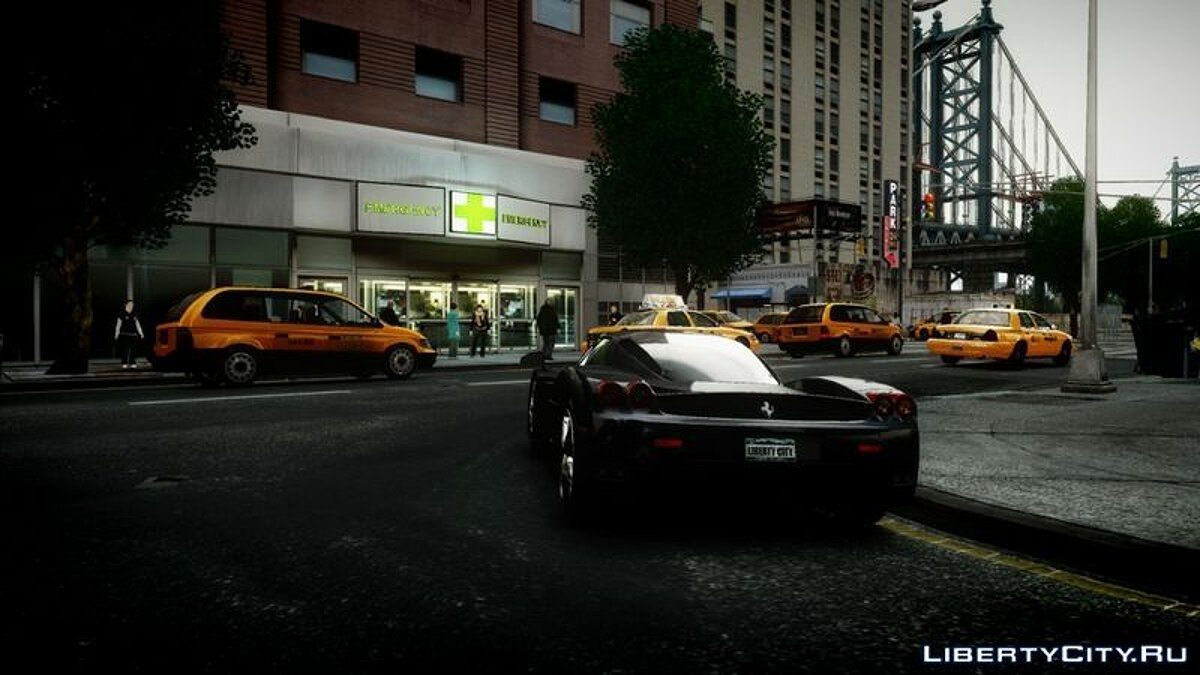 Maximum Graphics Photorealistic ENB 2014 для GTA 4 - скриншот #2
