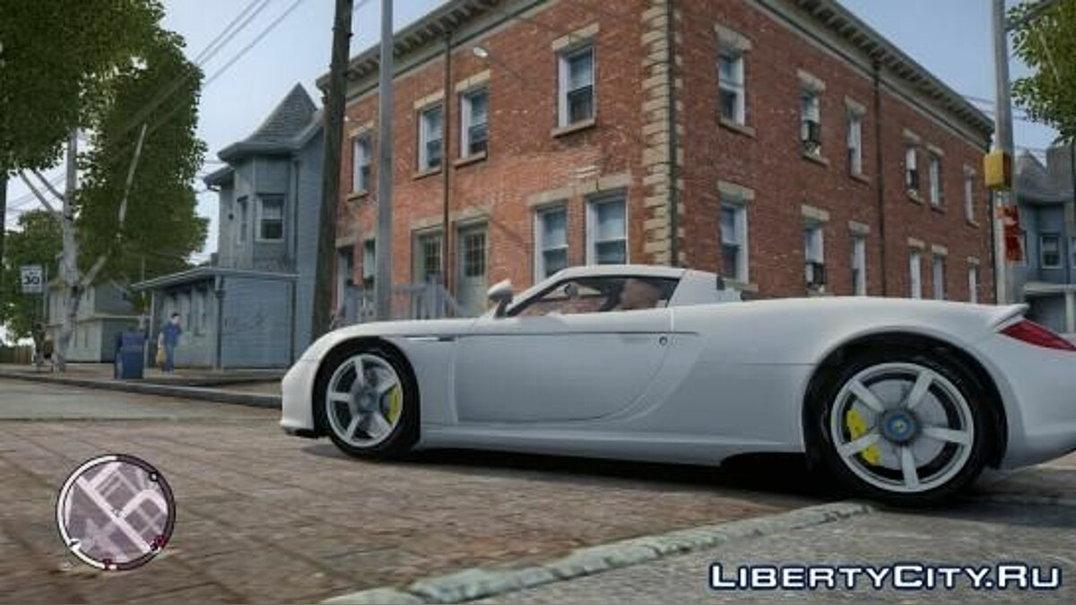 iCEnhancer Natural Tweak для GTA 4
