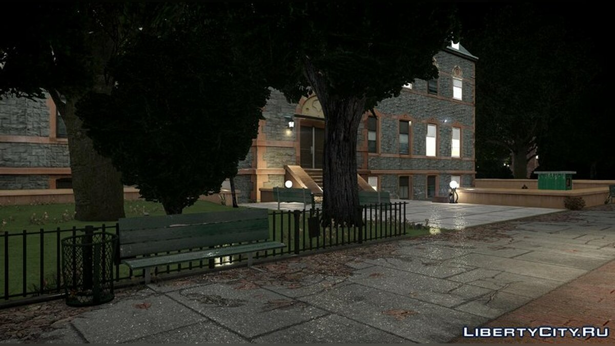ENB мод Unreal Graphics [BETA] для GTA 4
