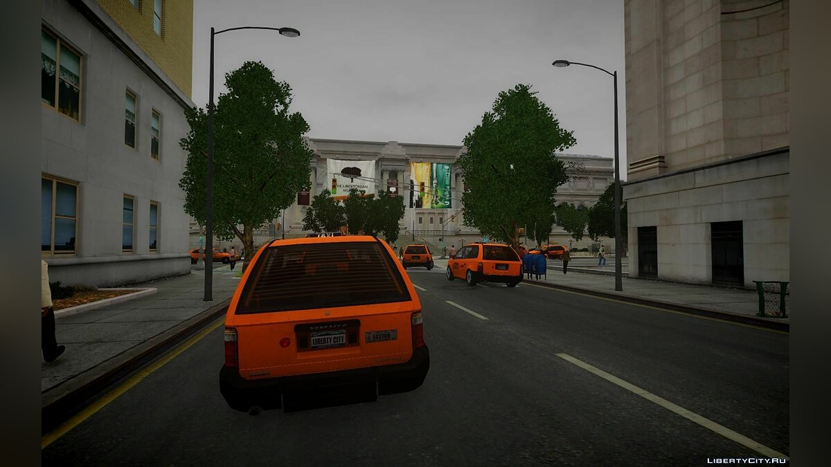 Icenhancer 2.1 Settings by DayL для GTA 4 - скриншот #8