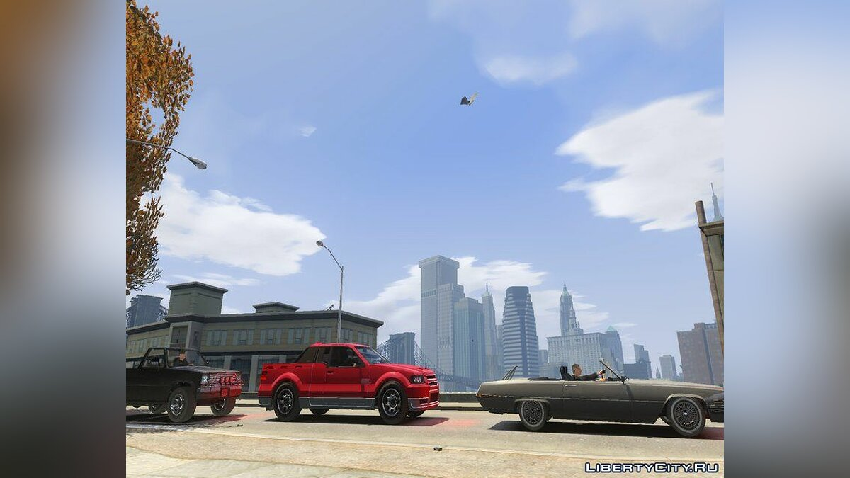 ENB мод GTA IV Los Santos Weather V v2.4 для GTA 4