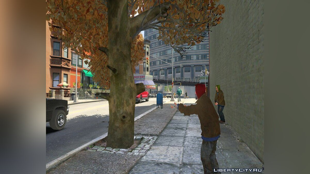 GTA IV Los Santos Weather V v2.4 для GTA 4 - скриншот #6