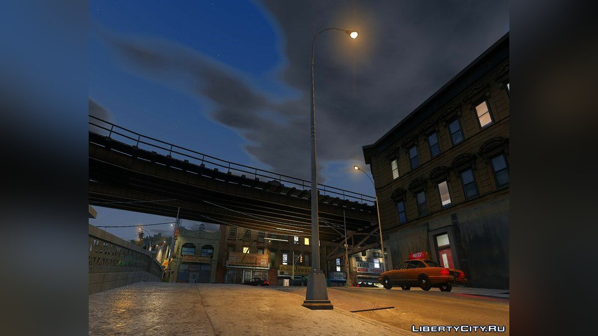 GTA IV Los Santos Weather V v2.4 для GTA 4 - скриншот #8