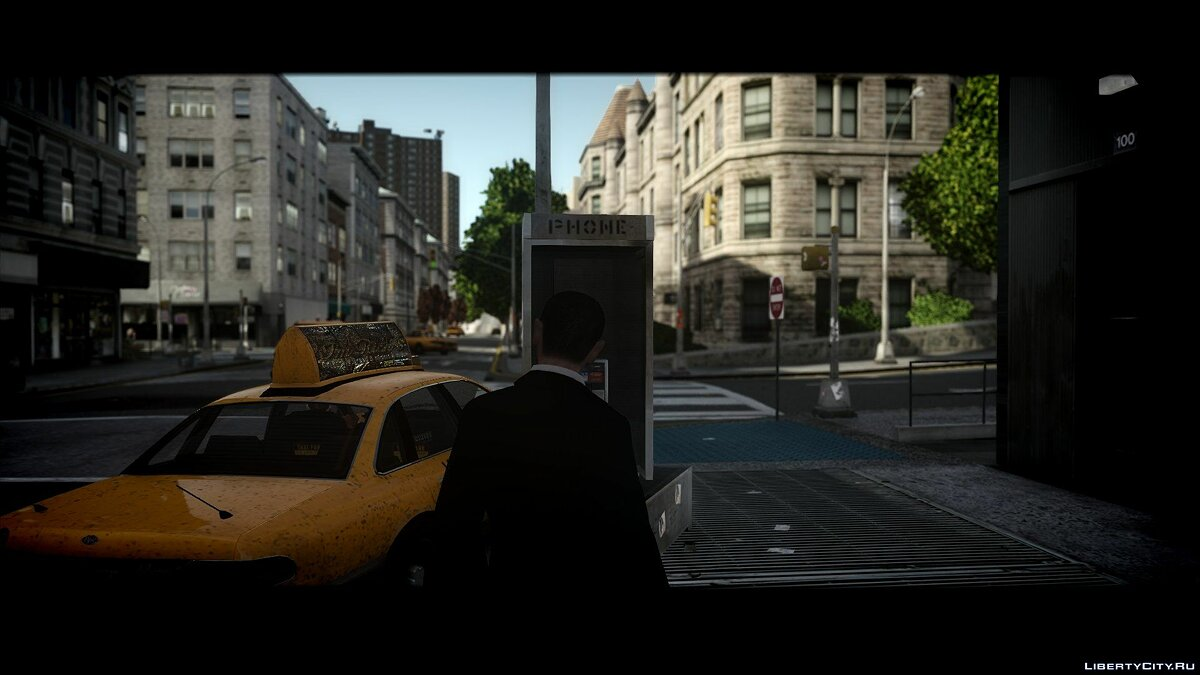 iCenHancer 2.1 Cinematic Config для GTA 4 - скриншот #4