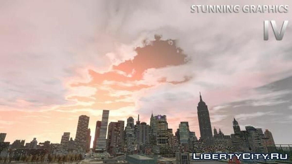 Stunning Graphics IV [Final Beta] для GTA 4