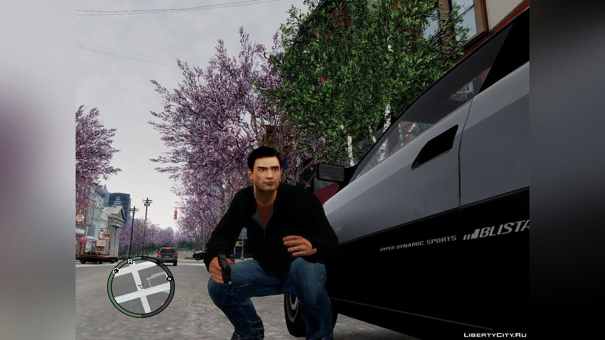 ENB мод Low PC ENB by batter для GTA 4