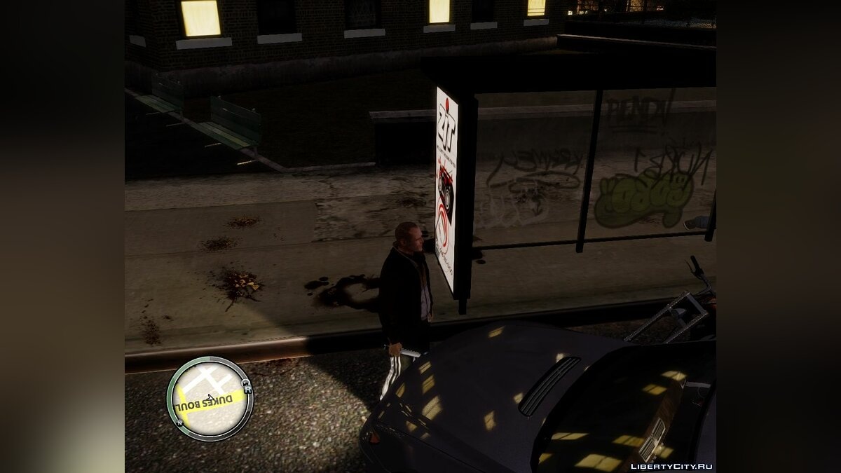 Low PC ENB by batter для GTA 4 - скриншот #10