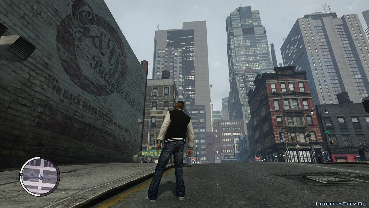 3 Steps Ahead для GTA 4