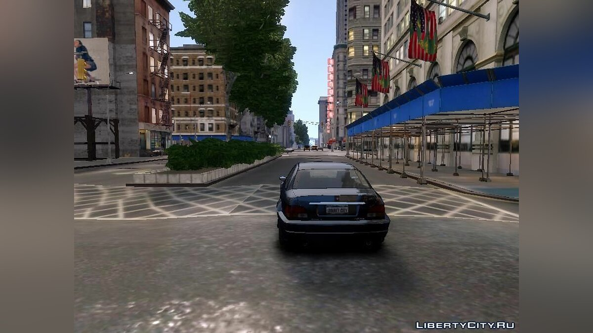 ENB for Low PC (revised) для GTA 4