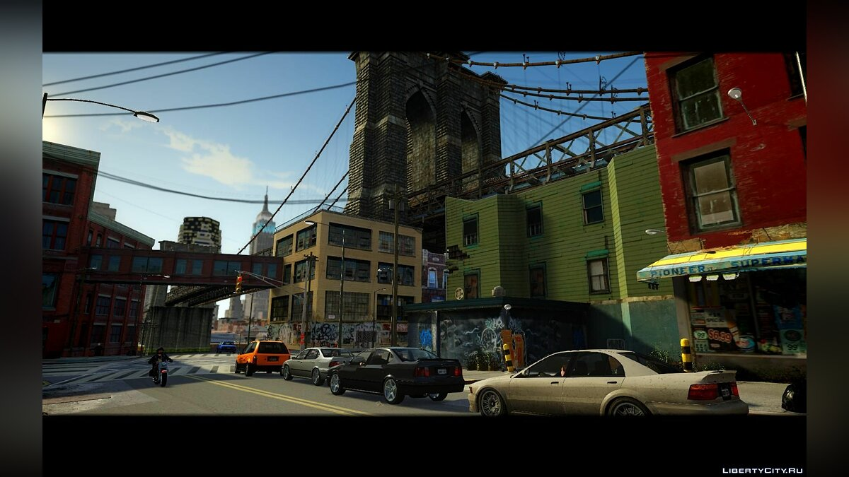 Icenhancer 2.1 Settings by DayL 2.0 для GTA 4