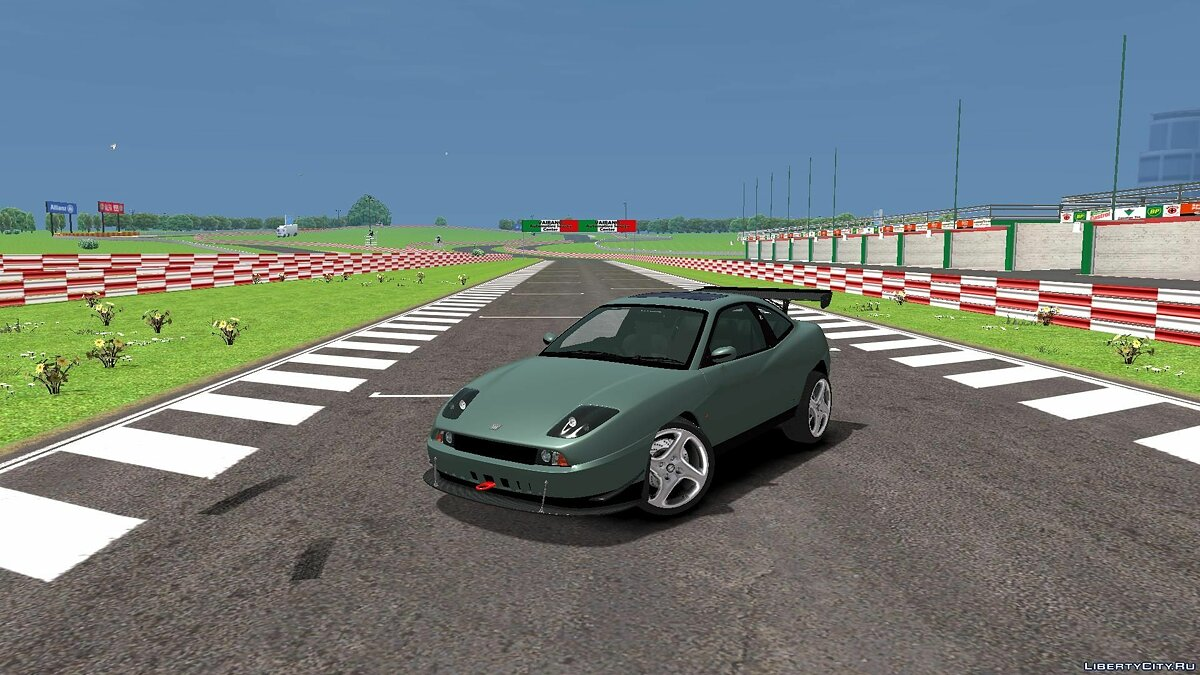 Машина Fiat Fiat Coupe 20V Turbo для GTA 4
