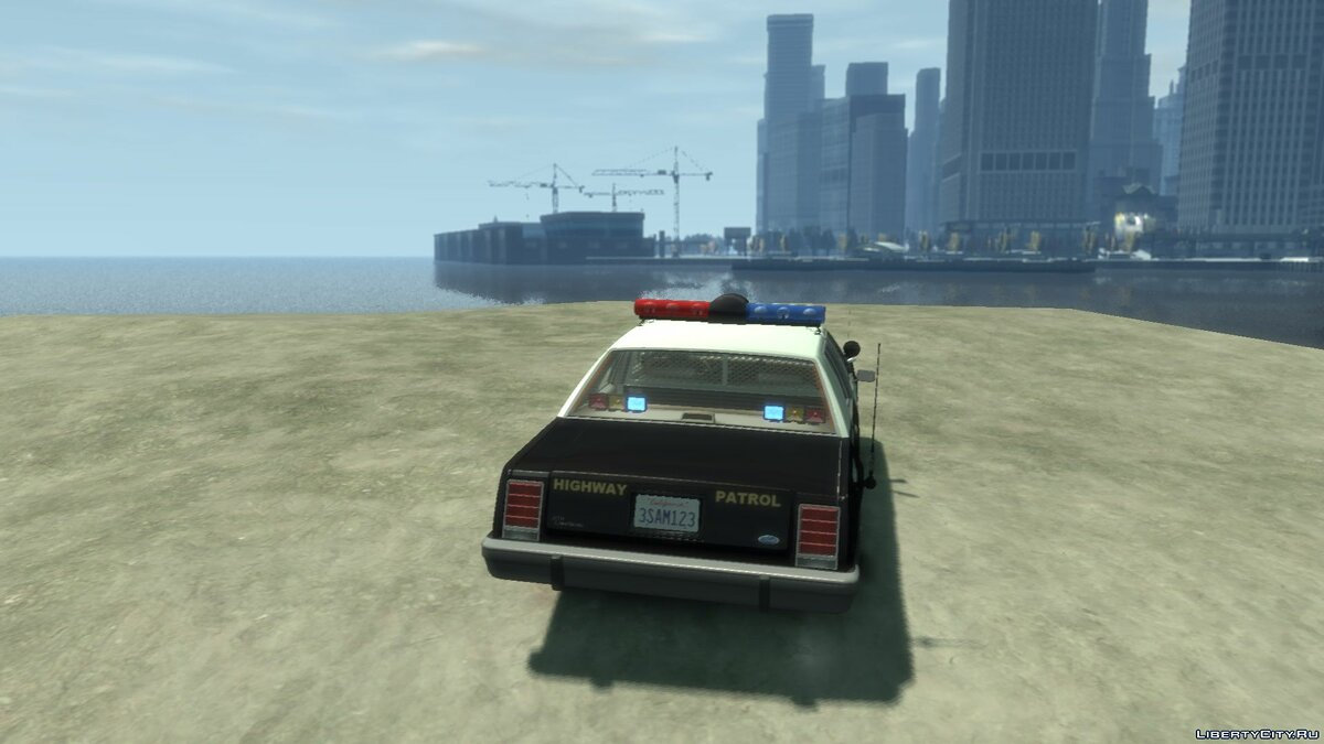 Машина Ford 1987 Ford LTD Crown Victoria ELS для GTA 4
