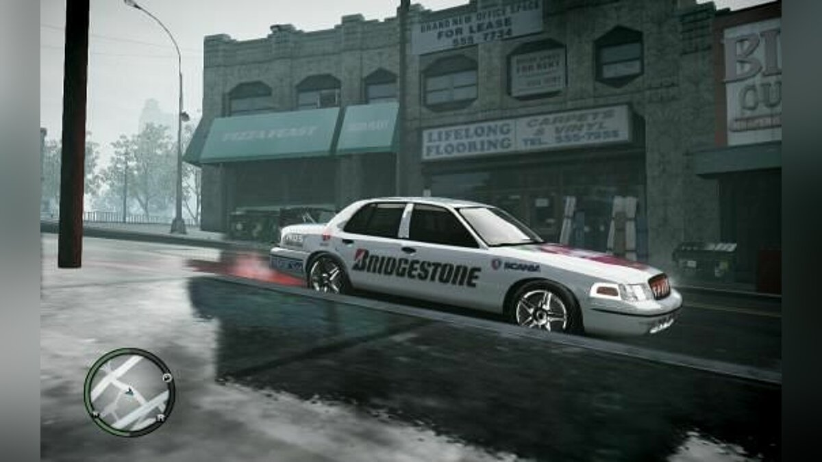 Ford Crown Victoria Tuning (Beta) для GTA 4