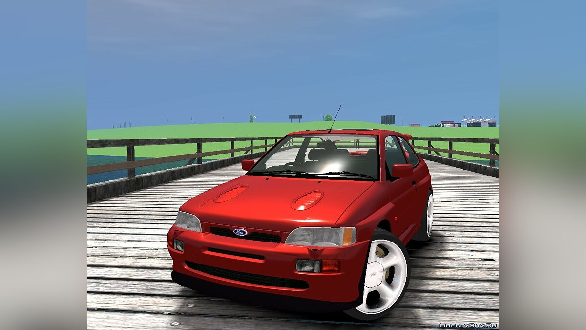 Машина Ford Ford Escort RS Cosworth для GTA 4