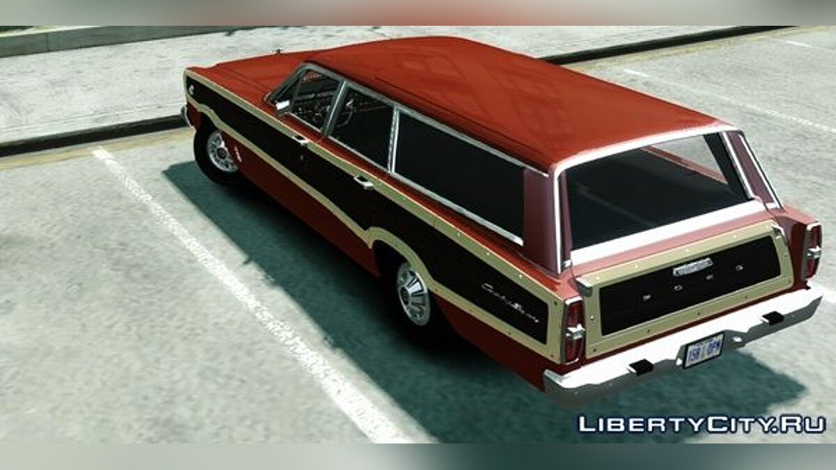 Ford Country Squire для GTA 4 - скриншот #6
