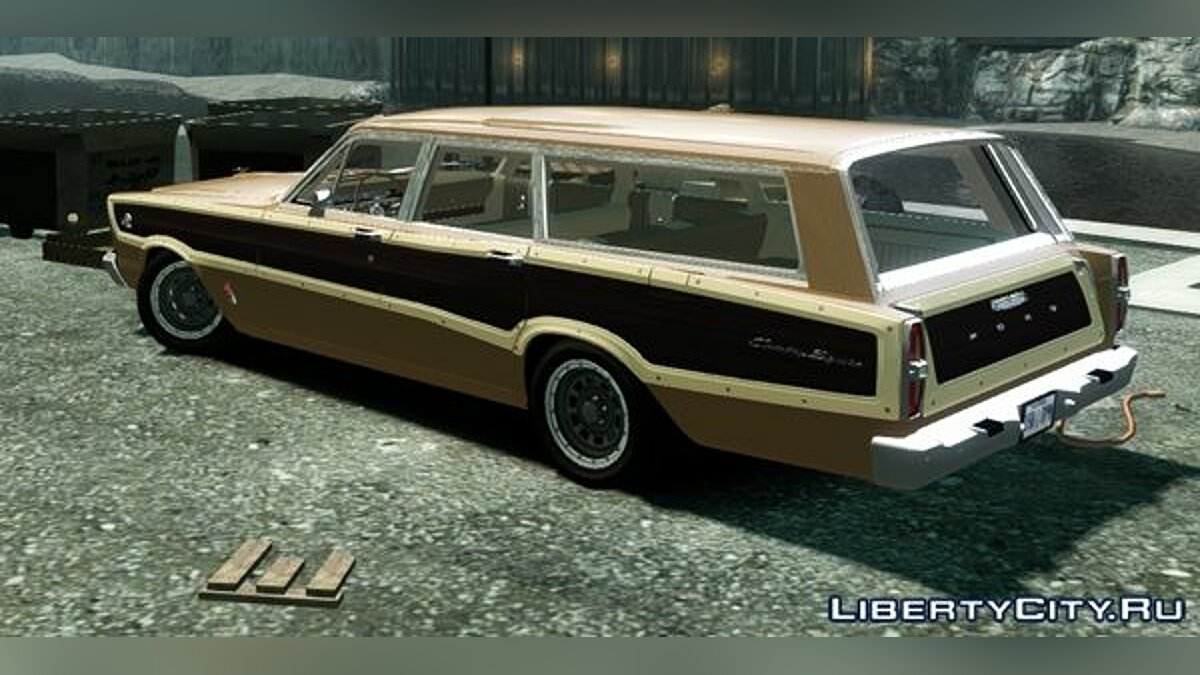Ford Country Squire для GTA 4 - скриншот #4