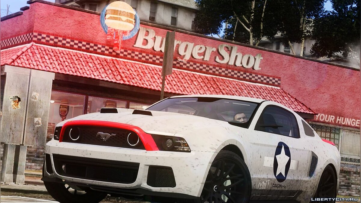 2013 Ford Mustang GT NFS Edition для GTA 4