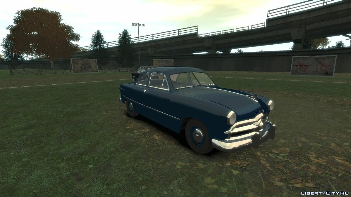 1949 Ford Business Coupe V 2.0 для GTA 4