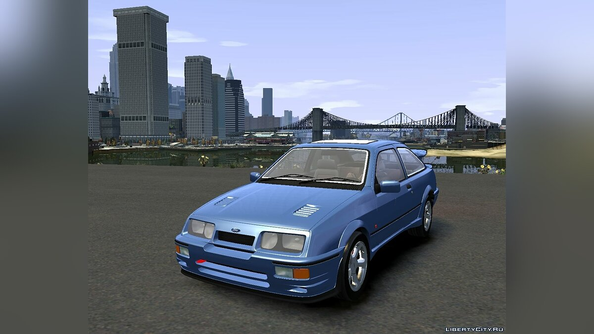 Ford Sierra RS Cosworth для GTA 4