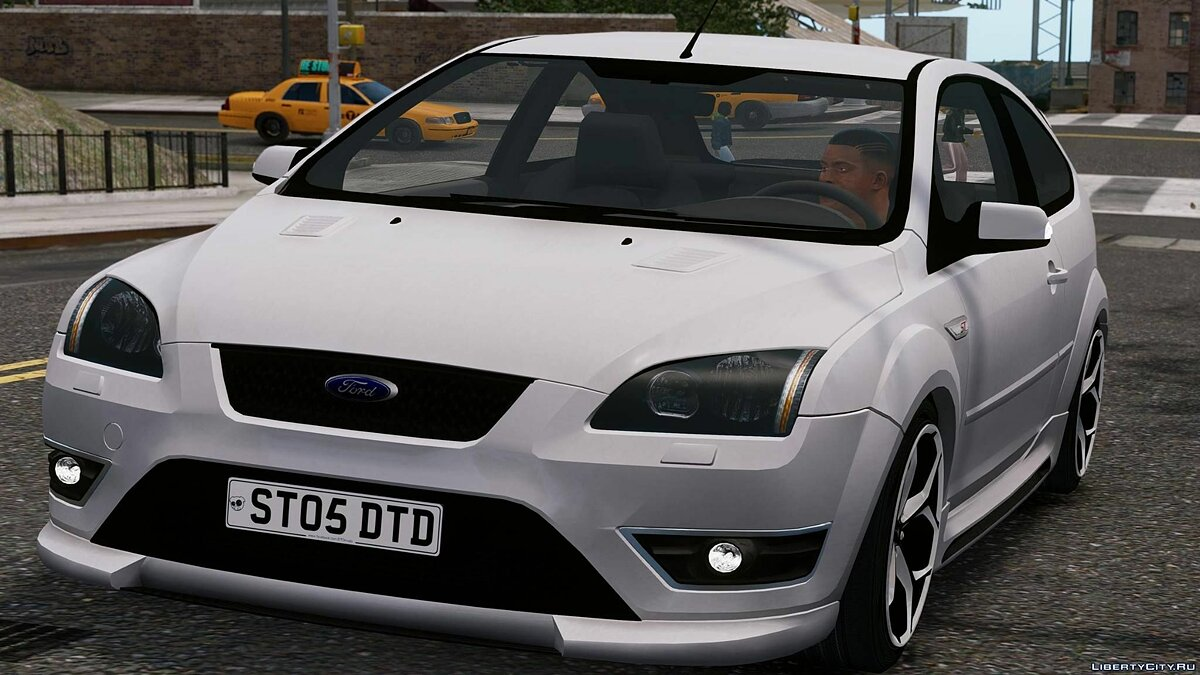 2005 Ford Focus ST Reiger Edition для GTA 4 - скриншот #4